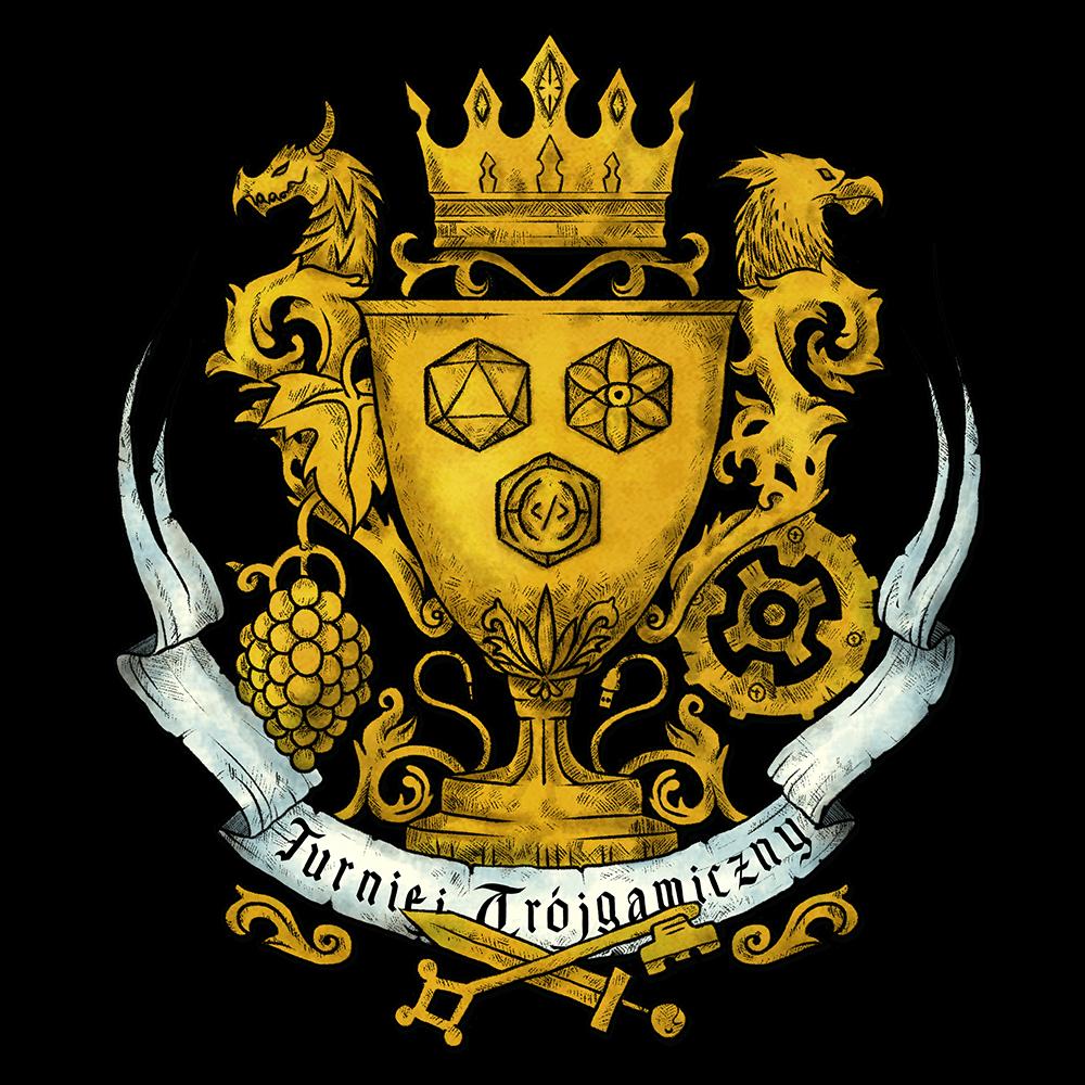 Turniej Trójgamiczny - logo